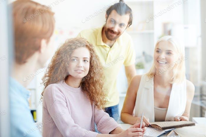 Start-up briefing