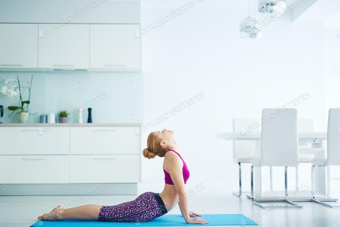 Actividad de yoga