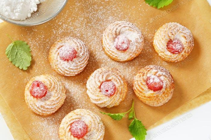 Sicilian almond cookies