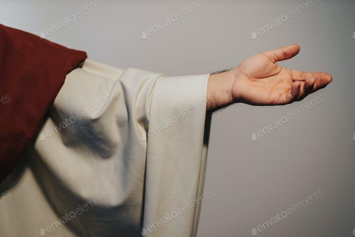 Jesus Christus Segen