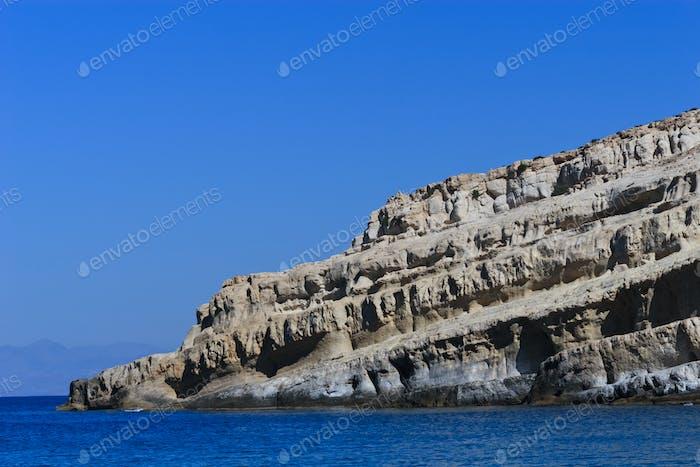 Matala,Crete