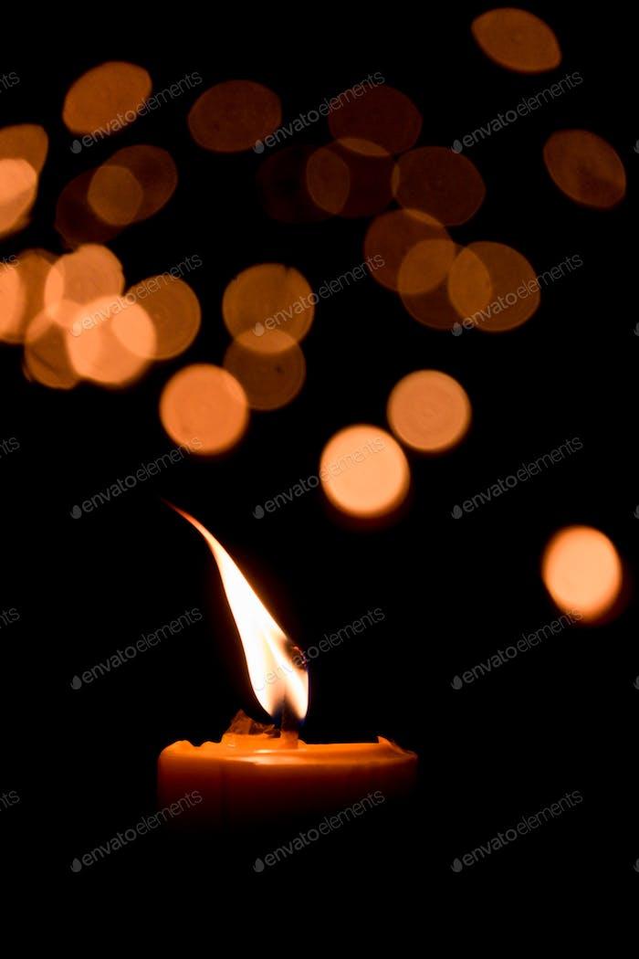 Kerzenflamme