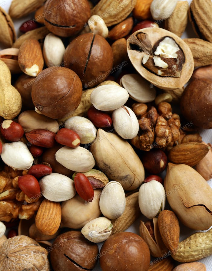 Nuts Mix for Healthy Eating