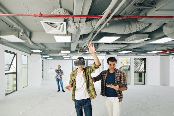Architects Using Augmented Reality