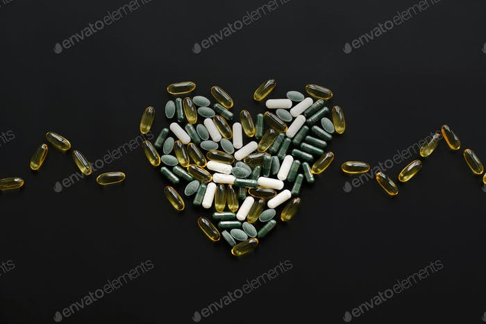 Vitamin nutrient tablets