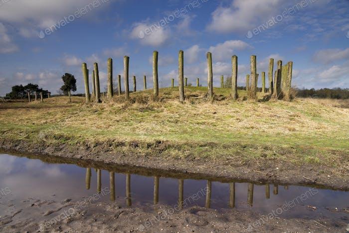 Tomb Hill Regte Heide