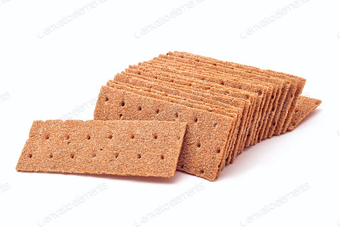 dry bread slices
