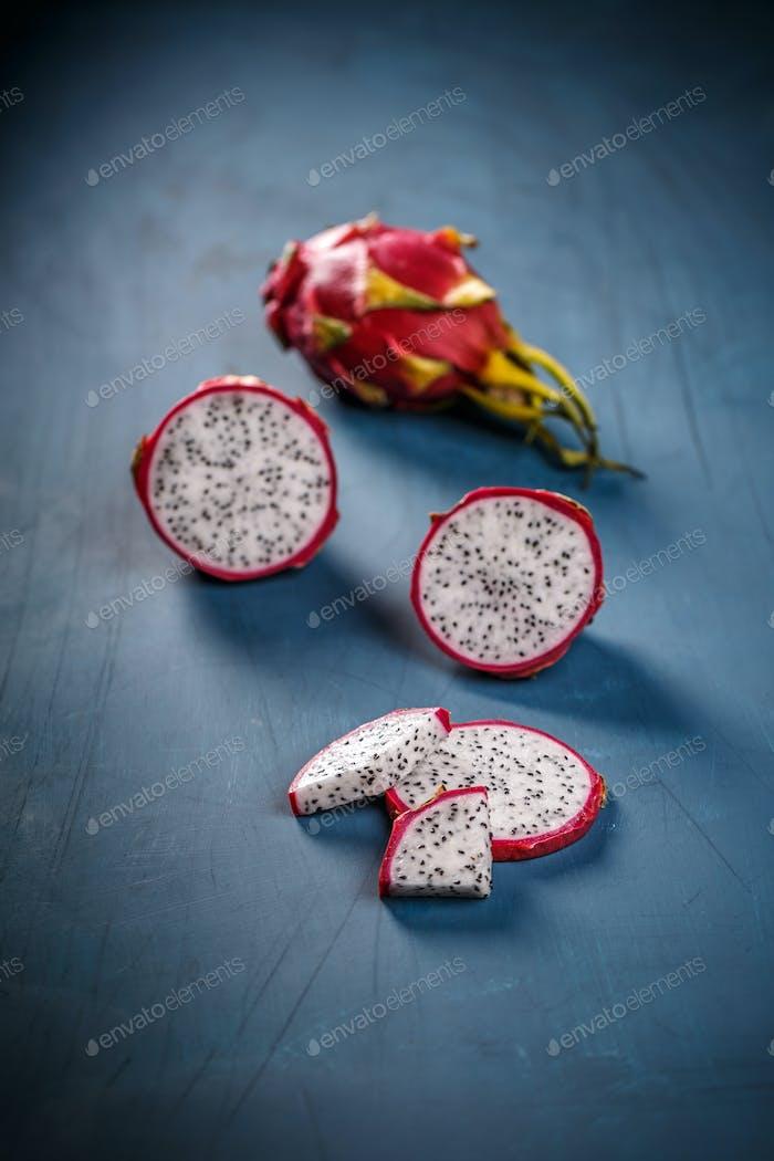 Pitahaya oder Drachenfrucht