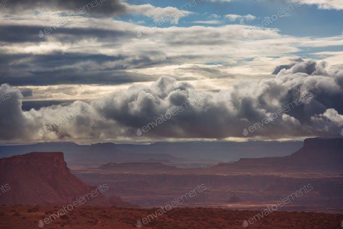 Amerikanische Landschaften
