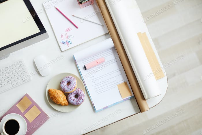 Supplies of accountant
