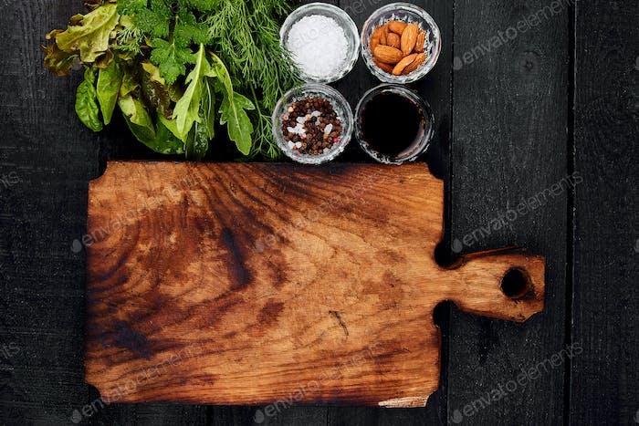 Zutat für Salat