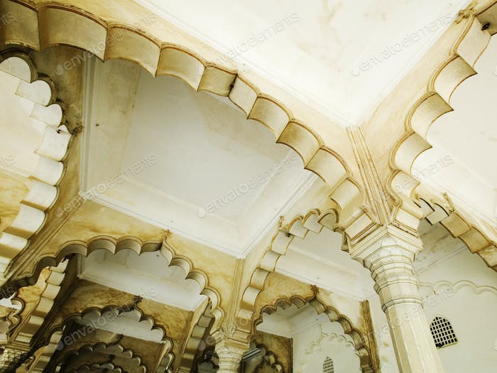 Islamic Arched Ceiling