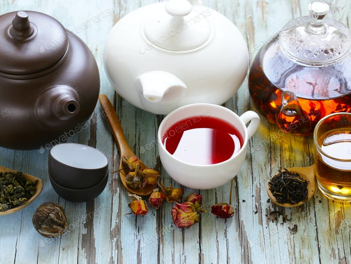 Aromatic Tea