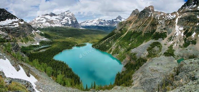 Yukness Ledges panorama