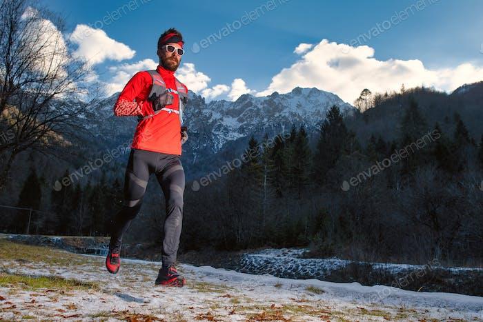 Langstreckenläufer