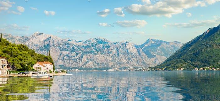 View Lovcen mountain