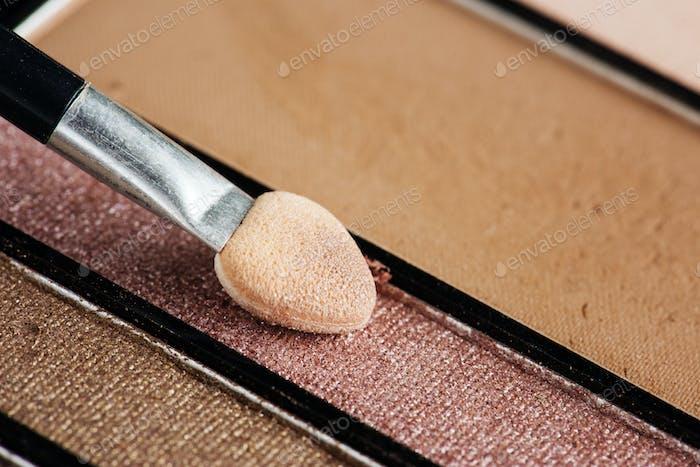 Closeup of cosmetic
