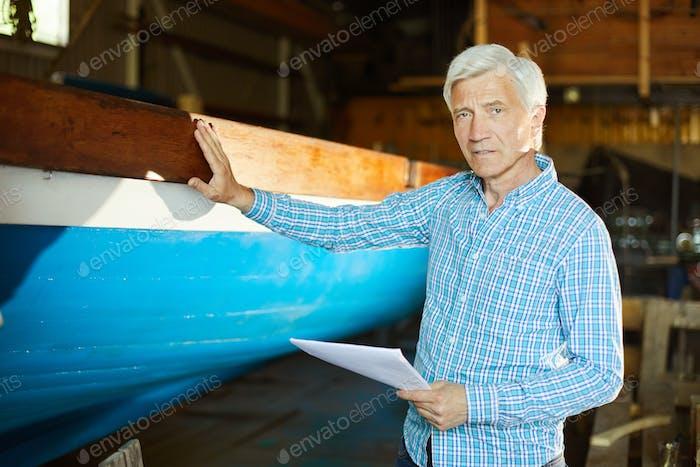 Professional shipbuilder