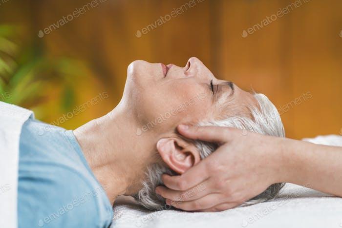 Marma-Therapie. Ayurveda Kopfmassage, Shiro Abhyanga