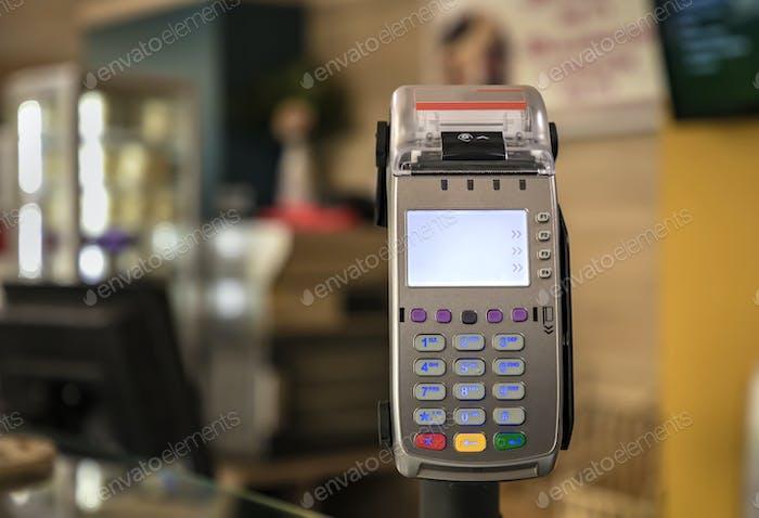 card payment terminal