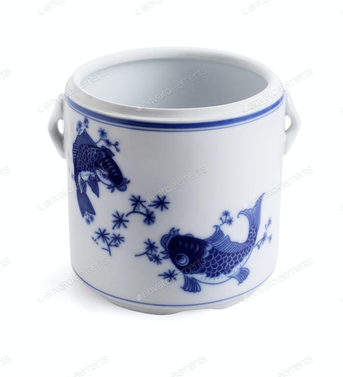 Chinese Porzellan Behälter