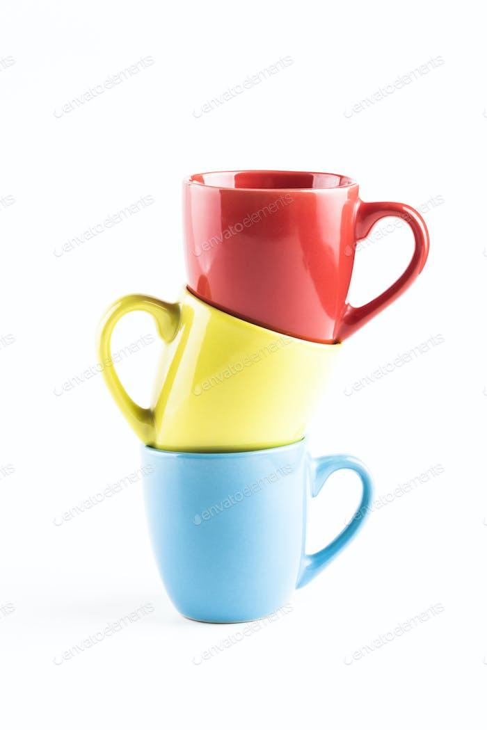 Colore Mugs