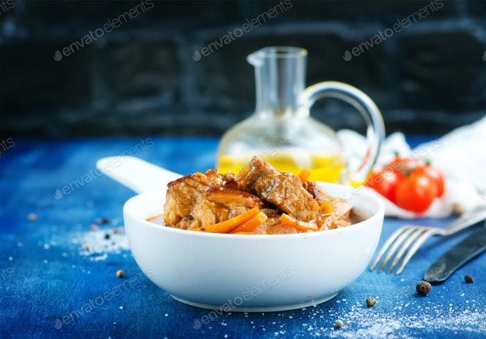 meat stew