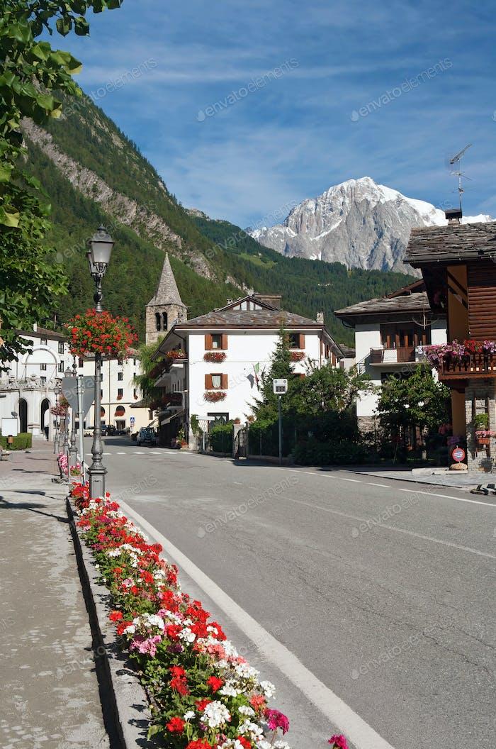 Pre-Saint-Didier, Italy