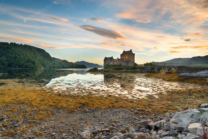 Eilean Donan Castle in Scotland