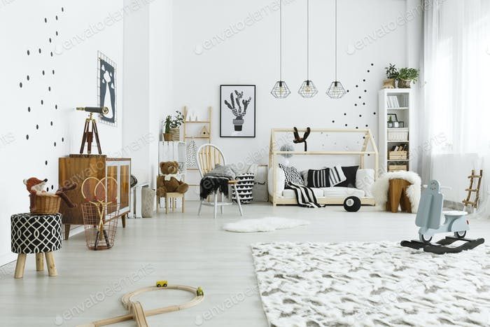 Baby room in style