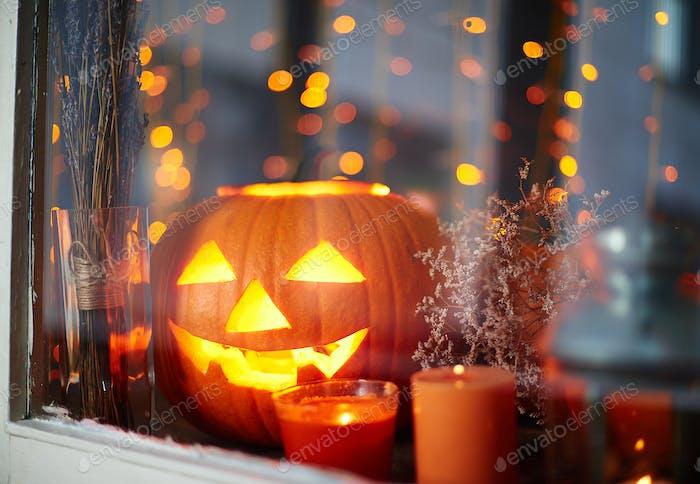 Lights of Halloween
