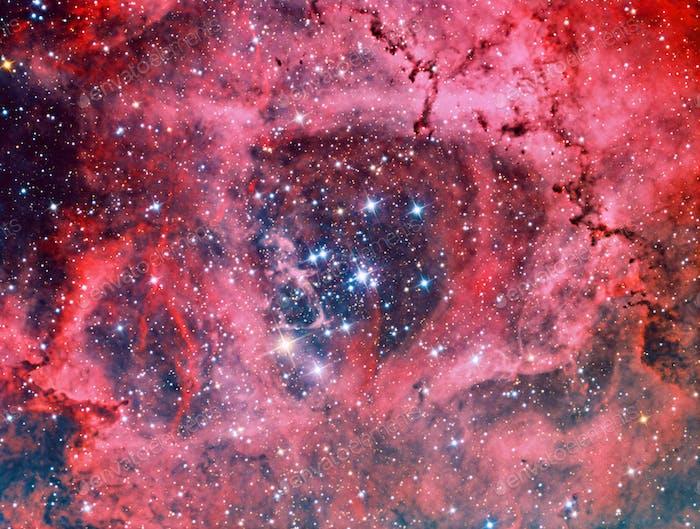 NGC 2244 Rosette Nebula