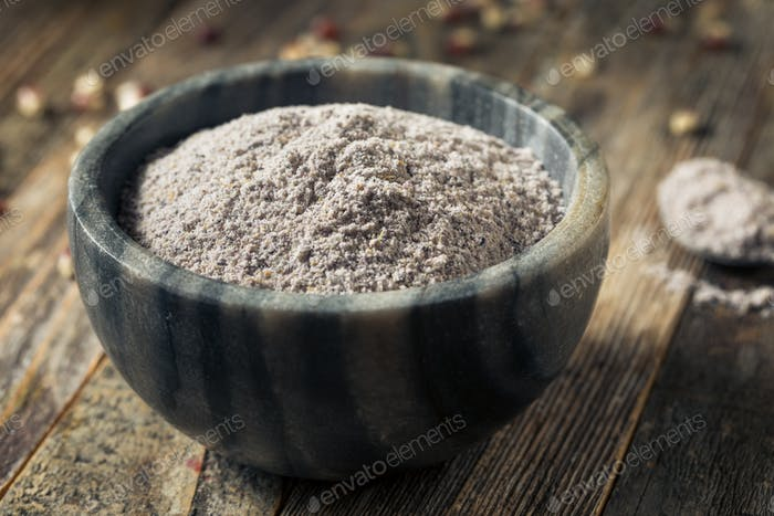 Raw Blue Organic Cornmeal
