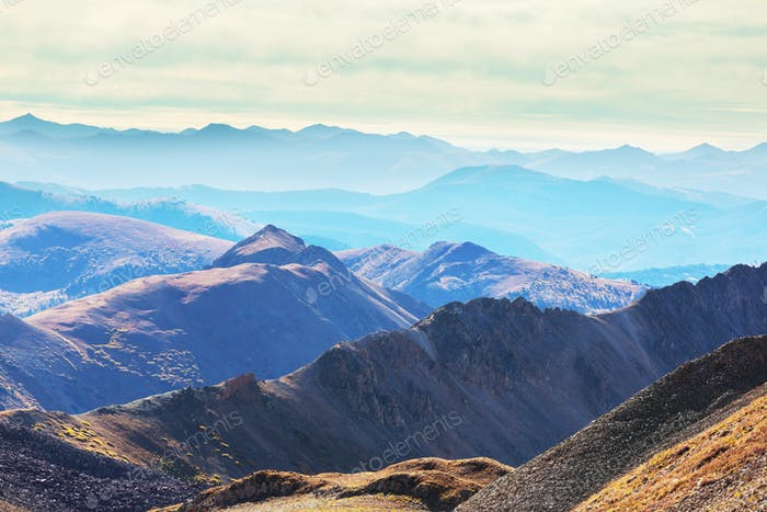 Berge in Colorado