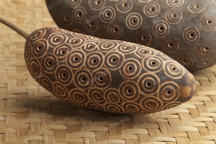 African percussion instrument