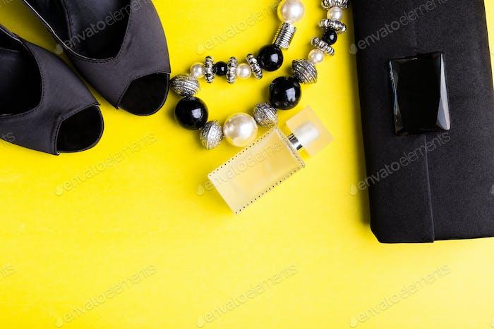 Conjunto de accesorios para dama Kit moda