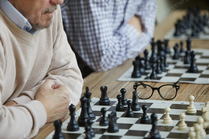 Difficult chess tournament