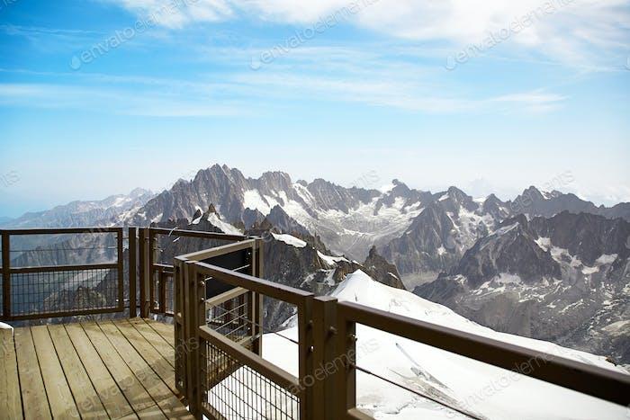 Chamonix Mont Blanc, France