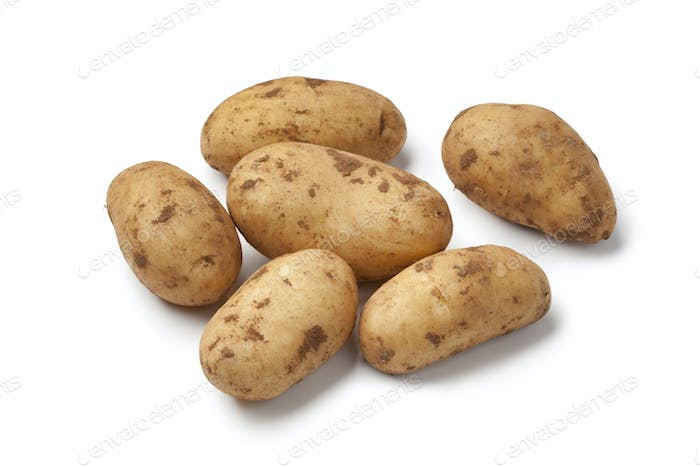 Fresh Spunta potatoes