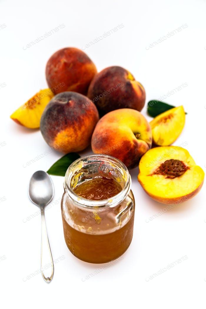 Peaches and Jam