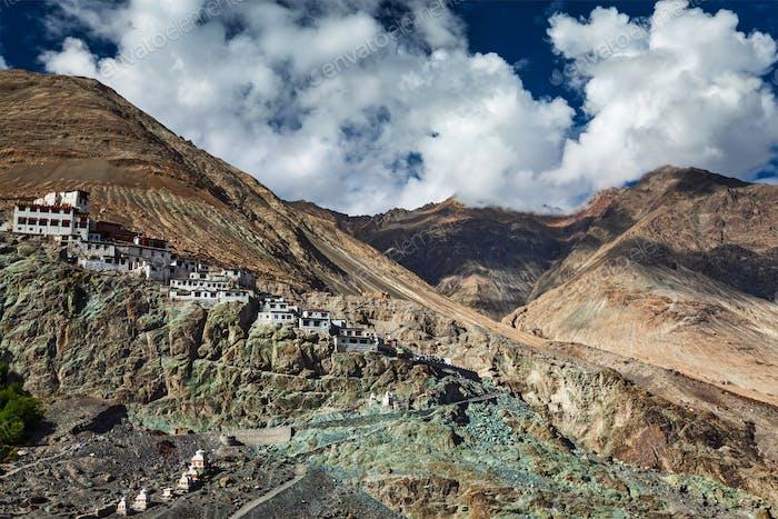 Diskit Gompa, Nubra valley, Ladakh, India