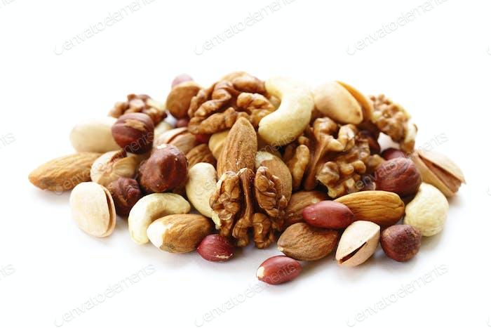 Nüsse Mix