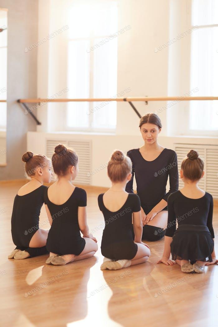 Ballet Class for Kids