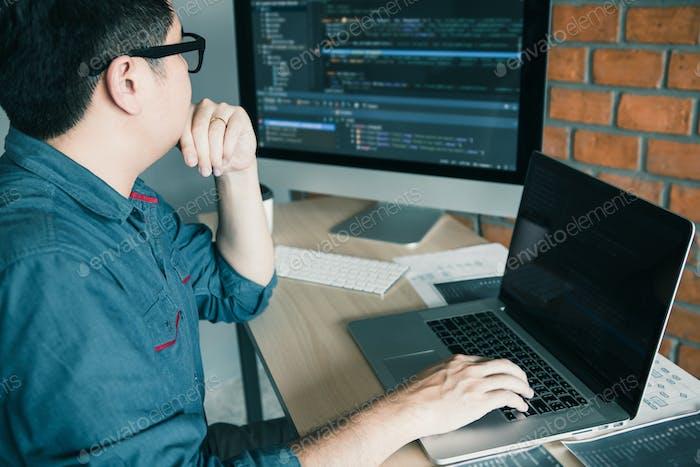 Desarrollar tecnología de programación y codificación trabajando en una oficina de desarrollo de software de la empresa.