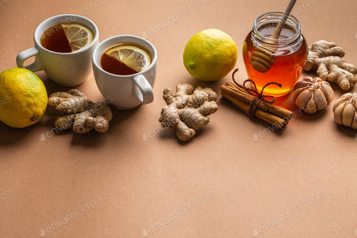 Natural cold, flu home remedies
