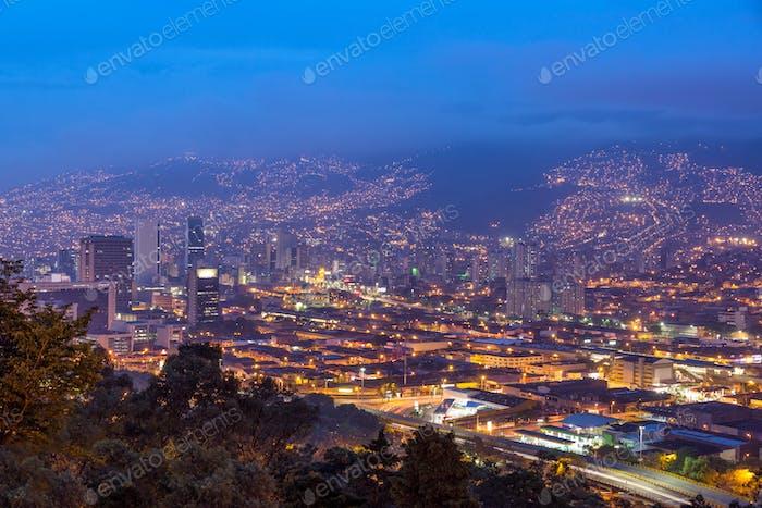 Medellin Stadtbild