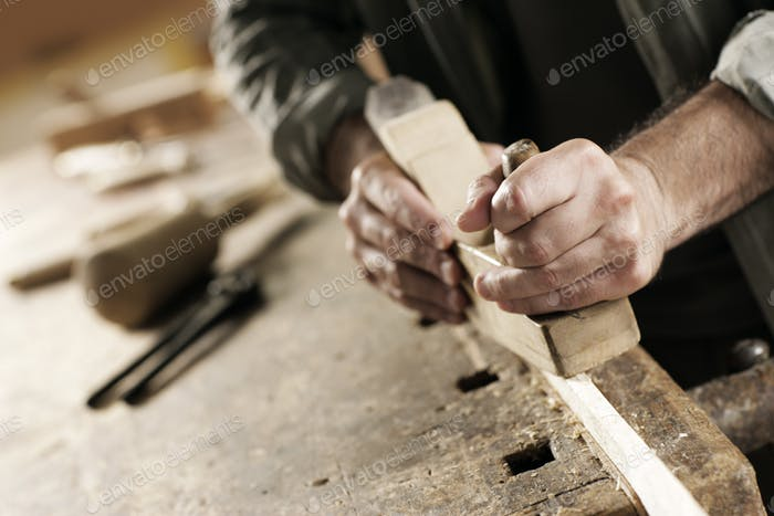 руки ремесленника