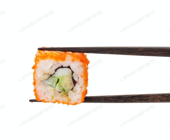 Sushi Maki in Stäbchen
