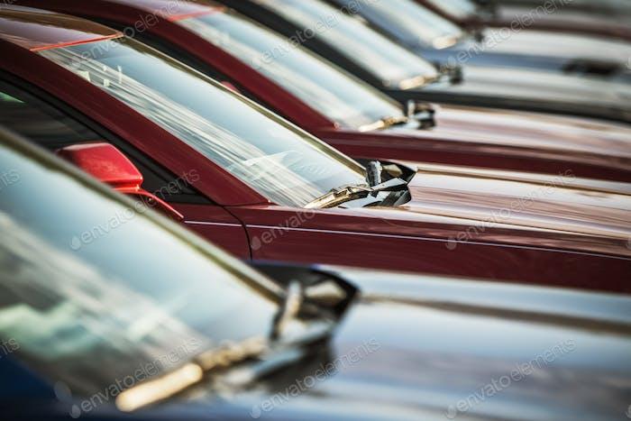 Automotive Verkauf Geschäft