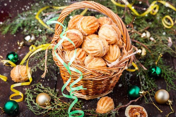Christmas Baking